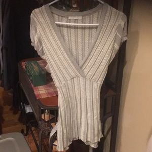 Women's short sleeve sweater euc Charlotte Russe